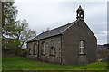 NH3162 : Strathgarve Parish Kirk by Anne Burgess