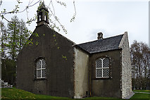 NH3162 : Kinlochluichart and Strathgarve Kirk by Anne Burgess
