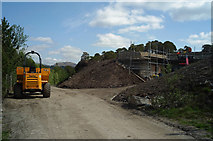 NH1822 : Construction of run-of-water generating facility in Glen Affric by Julian Paren