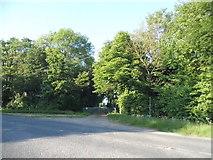 TL3156 : Old North Road, Longstowe by David Howard