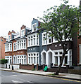 TQ3185 : Mid-19th century terraced houses, Fieldway Crescent by Julian Osley
