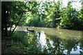 TL3514 : River Lea near Ware : Week 22