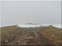 NN3340 : 50 yards to the summit of Beinn an Dothaidh by Richard Law