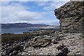 NG6113 : Foreshore North of Ord by Ian Taylor