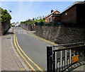 ST1797 : No Parking at the southern end of Cefn Road, Blackwood by Jaggery