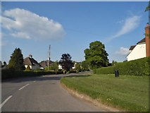 TL3134 : Rushden Road, Sandon by David Howard