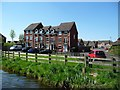 SK0405 : Houses in Moorhen Close, Brownhills by Christine Johnstone