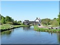 SK0104 : The Cannock Extension Canal, heading north from Pelsall Junction by Christine Johnstone