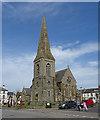 NY1153 : Christ Church by Anne Burgess