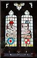 TF0684 : 300 Squadron (Polish) memorial window by Ian S