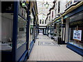 ST3188 : Through Newport Arcade in Newport city centre by Jaggery