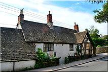 ST7693 : The Ram Inn (closed), Wotton Under Edge, Gloucestershire 2015 by Ray Bird