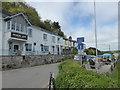 SW8442 : Heron Inn, Malpas by Chris Allen