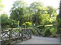 SE1435 : Sensory garden, Lister Park  by Stephen Craven