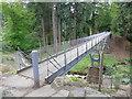 NU0702 : Iron Bridge at Cragside by Ben Kendall