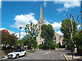 TQ1681 : St. Stephen's Avenue, West Ealing by Malc McDonald