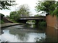 SO8985 : Coalbournbrook Bridge, from the south east by Christine Johnstone