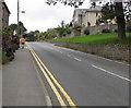 SO2508 : Jogging up Varteg Road, Blaenavon by Jaggery