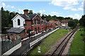 TQ5337 : Former Groombridge Station by PAUL FARMER