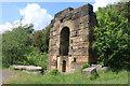 SK2561 : Mill Close Mine - Watt's Shaft engine house by Chris Allen