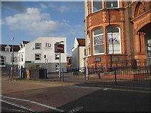 SO9084 : Businesses on Hagley Road, Stourbridge by David Howard