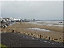 ST3049 : The beach at Burnham on Sea by John M