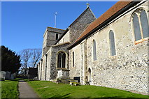 TR3154 : Church of St Mary by N Chadwick