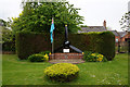 TF1269 : IX Squadron War Memorial, Bardney by Ian S