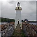 NG7426 : Lighthouse, Eilean Bàn by Ian Taylor