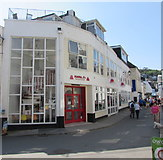 SX2553 : Mama J's in East Looe by Jaggery