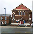 SJ9399 : Former Independent Methodist Church by Gerald England