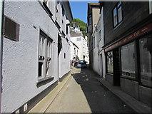 SX2553 : Castle Street, East Looe by Jaggery