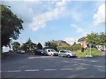 SP2649 : Old Warwick Road, Ettington by David Howard