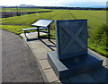 NT3671 : Memorial stone to the Battle of Pinkie Cleugh by Mat Fascione