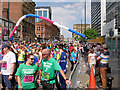 SJ8497 : Portland Street, Great Manchester Run by David Dixon