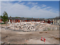 SD8010 : Site of Former Police Headquarters (May 2018) by David Dixon