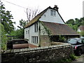 TQ5812 : Old Water Mill, Hellingly by PAUL FARMER