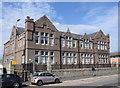 NJ9966 : Former Fraserburgh Academy by Bill Harrison