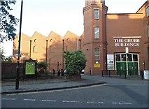 SO9198 : The Chubb Buildings, Wolverhampton by David Howard