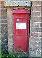 SU0067 : Letter box by Michael Dibb