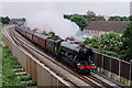 SP5922 : 'Flying Scotsman' by Peter Trimming