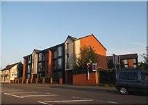 SO9397 : Flats on Bilston Road, Monmore Heath by David Howard