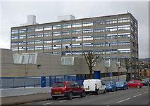 NS2776 : West College Scotland Finnart Street Campus by Thomas Nugent