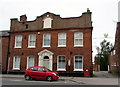SU4666 : Grade II listed Phoenix House, Bartholomew Street, Newbury by Jaggery