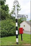 NY0724 : How very English village! by Des Colhoun