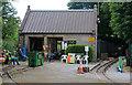 SK2855 : Steeple Grange Light Railway by Chris Allen