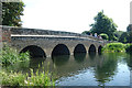 TQ4871 : Five Arch Bridge, Foots Cray Meadows by Julian Osley