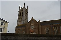 SX9473 : Church of St Michael the Archangel by N Chadwick