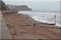 SX9473 : Teignmouth Beach by N Chadwick