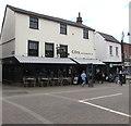 SU4767 : Côte Brasserie, 102-103 Northbrook Street, Newbury by Jaggery
